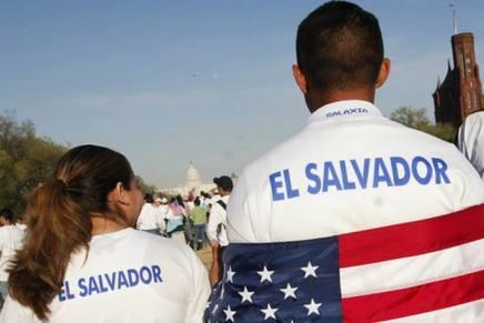 Comunicado del gobierno de El Salvador sobre cancelacion del TPS a migrantes salvadoreños enEEUU