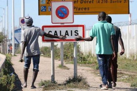 Francia tambien construira un muro contrainmigrantes