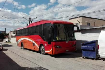Localizan en Sonora un autobus con 18 migrantes centroamericanos
