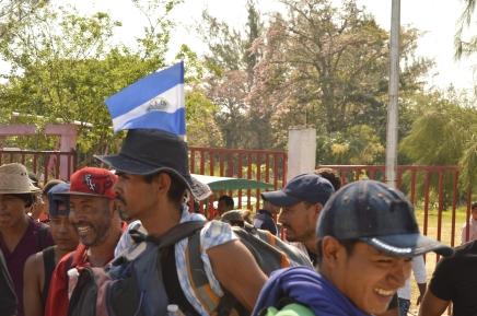 Alcaldesa en Mèxico pide a la poblacion no ayudar a migrantes eindigentes