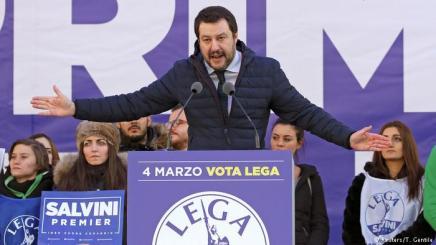 Nuevo gobierno de Italia amenaza con deportar a miles demigrantes