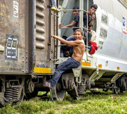 México también separa a los niños y niñas migrantes de sus padres:UNICEF
