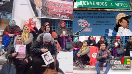 Cumbre Mundial de Madres de MigrantesDesaparecidos