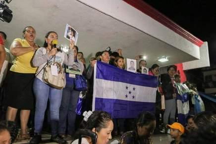 Madres centroamericanas se solidarizan con integrantes de la #CaravanaMigrante