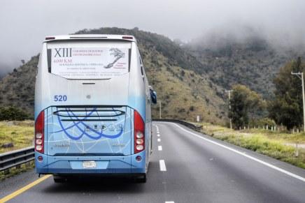 Ruta de la Caravana de Madres de Migrantes Desaparecidos2018