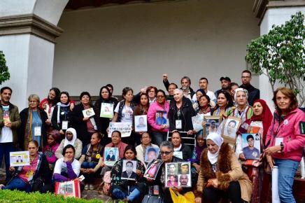 Manifiesto de la Cumbre Mundial de Madres de MigrantesDesaparecidos