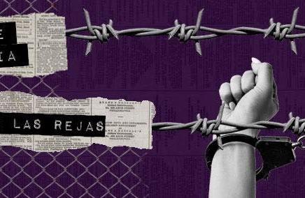 #MujeresMigrantes: El dolor de la distancia detrás de lasrejas