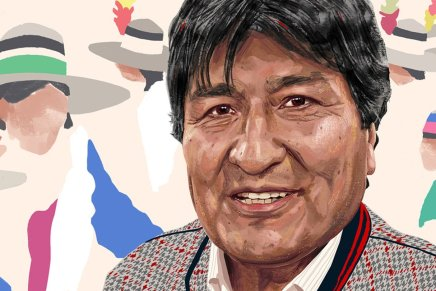 Evo Morales parte rumbo a México, promete volver con másfuerza