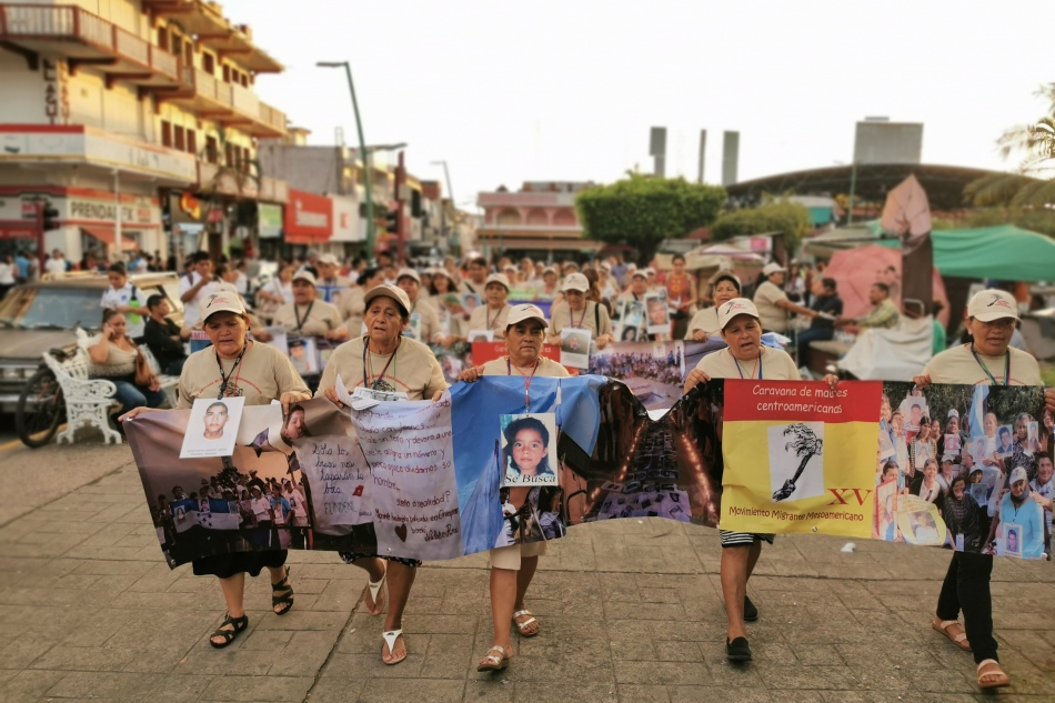The Caravan of Central American Mothers: A Lesson in PoliticalAction