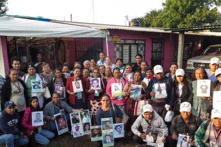 Junto a Las Patronas, Las Madres Centroamericanas Celebran #15AñosDeResistencia Activa