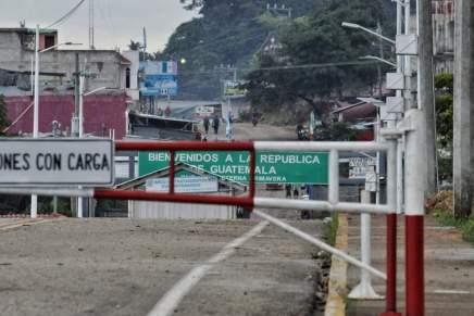México militariza y cierra sus fronteras ante llegada del éxodo migrante: La 72Tenosique