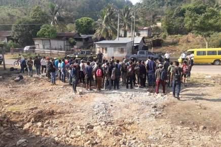 Migración mexicana abandona a decenas de migrantes en la frontera El Ceibo: PMH –Guatemala