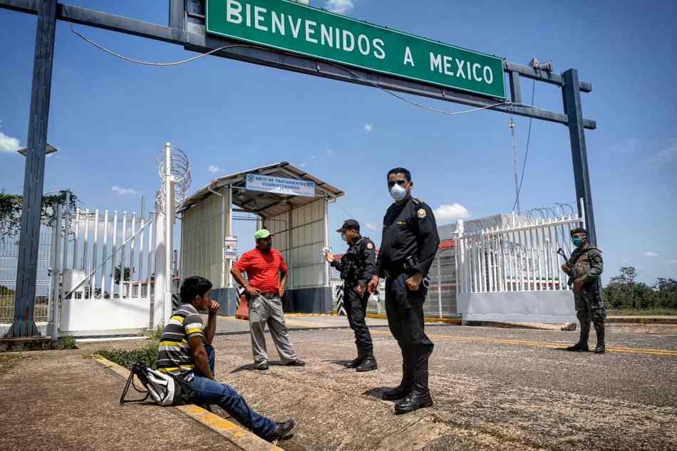 #ALERTA: migrantes en riesgo de contraer Covid-19 en las cárcelesmigratorias