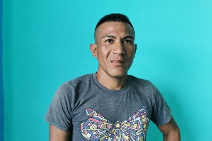 Jorge Alberto, el migrante atrapado en medio de lapandemia